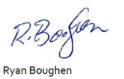 Ryan Boughen - Director of Education